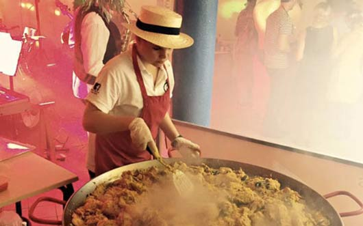 paella-cuisinier